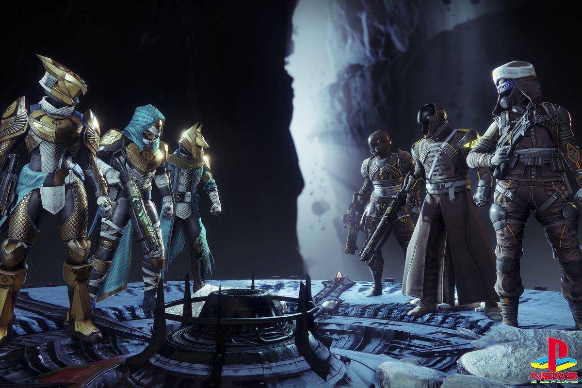 Объявлены сроки тестирования кроссплея в Destiny 2