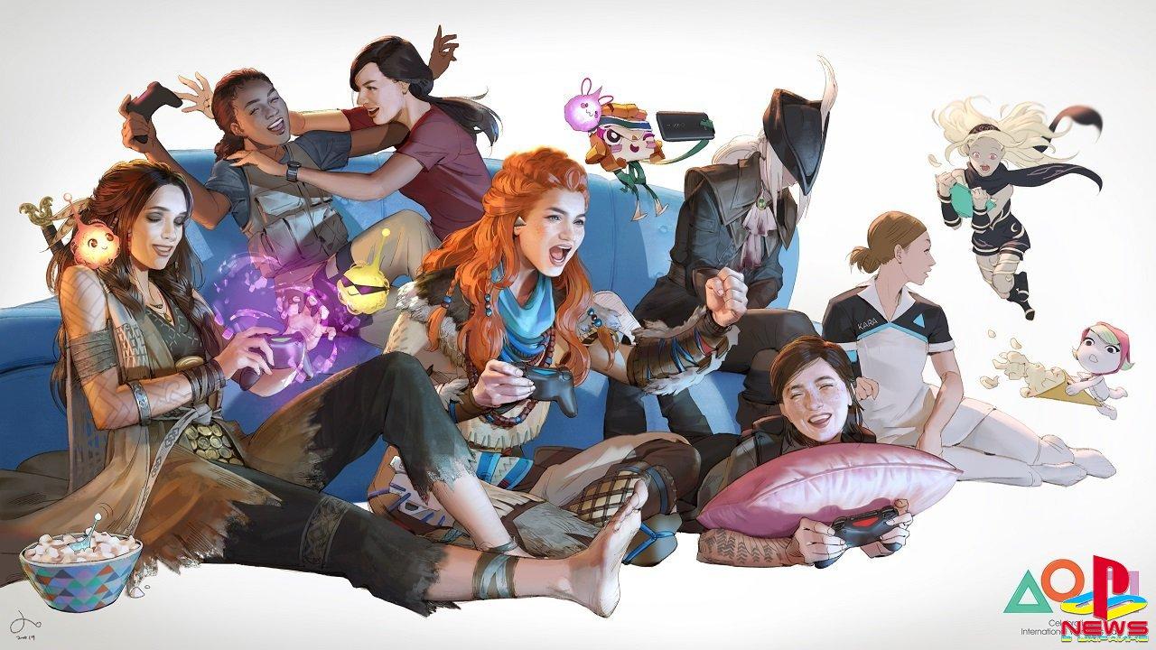 Консоли PlayStation стали популярнее у женщин