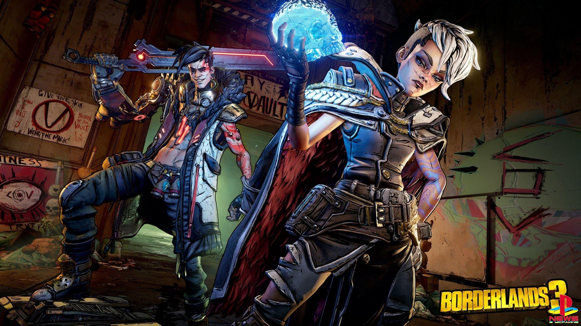 В Borderlands 3 добавят кроссплей между всеми платформами, кроме PlayStation