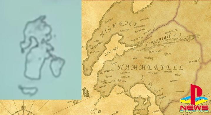 В трейлере Starfield обнаружили возможное место действия The Elder Scrolls VI