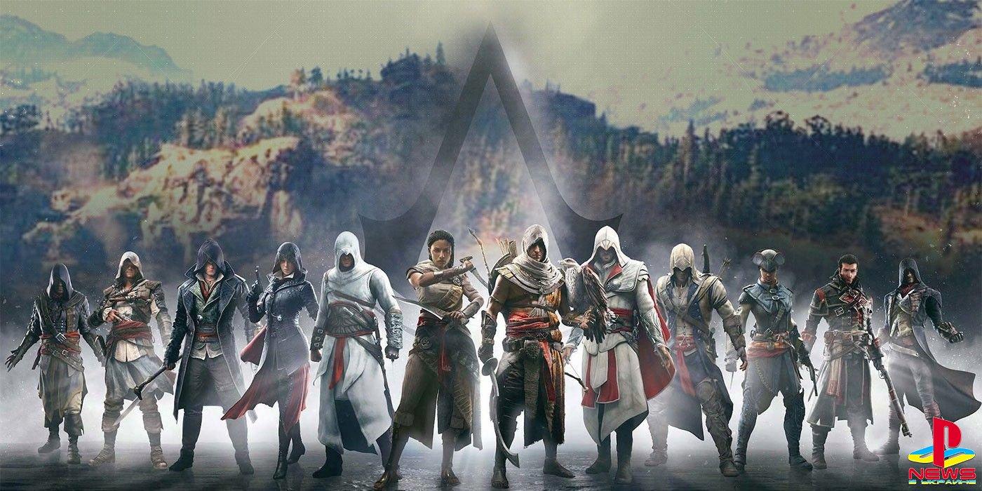 Джейсон Шрайер рассказал о следующей Assassin's Creed — это будет игра‑сервис, похожая на GTA Online