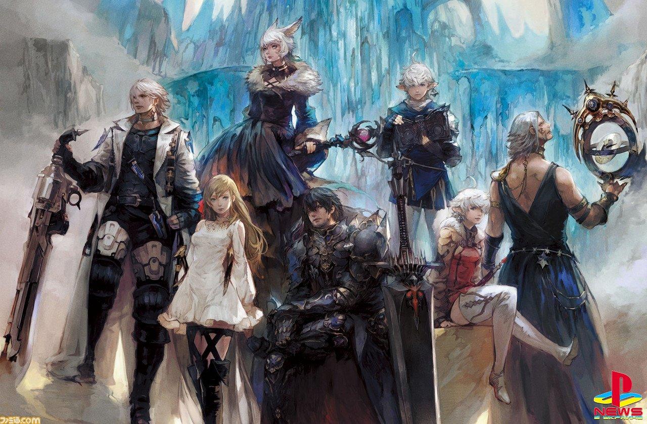 В американском цифровом магазине Square Enix полностью распродали ключи Final Fantasy XIV для PC и PS4