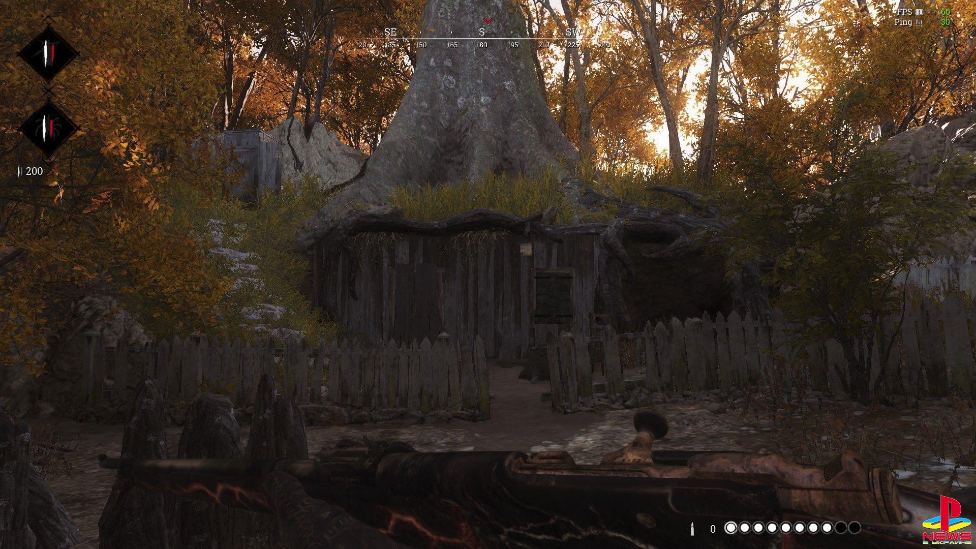 На новой карте в Hunt: Showdown появится дом Шрека