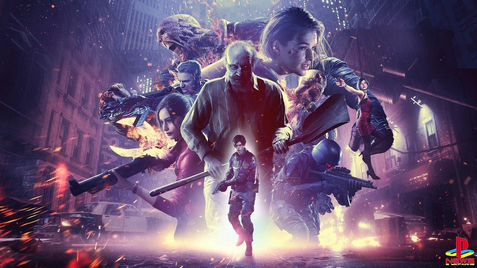 Компания Capcom объявила о переносе релиза мультиплеерной игры Resident Evil Re:Verse