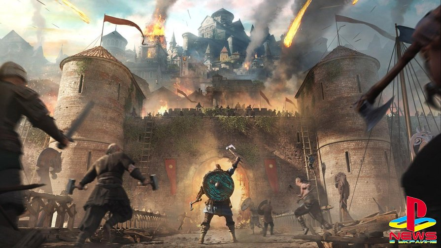 Ubisoft назвала дату релиза DLC «Осада Парижа» для Assassin's Creed Valhal ...