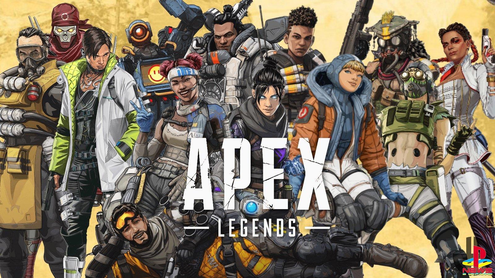 В Apex Legends забанили почти 2000 игроков на PS4 за использование уязвимостей