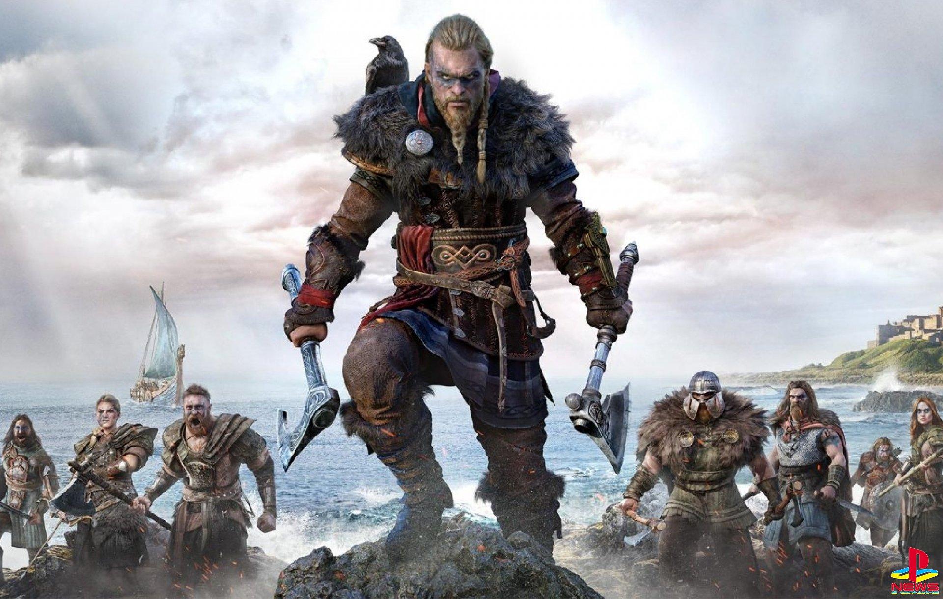 Из Assassin's Creed Valhalla хотели вырезать татуировки ради исторической достоверности