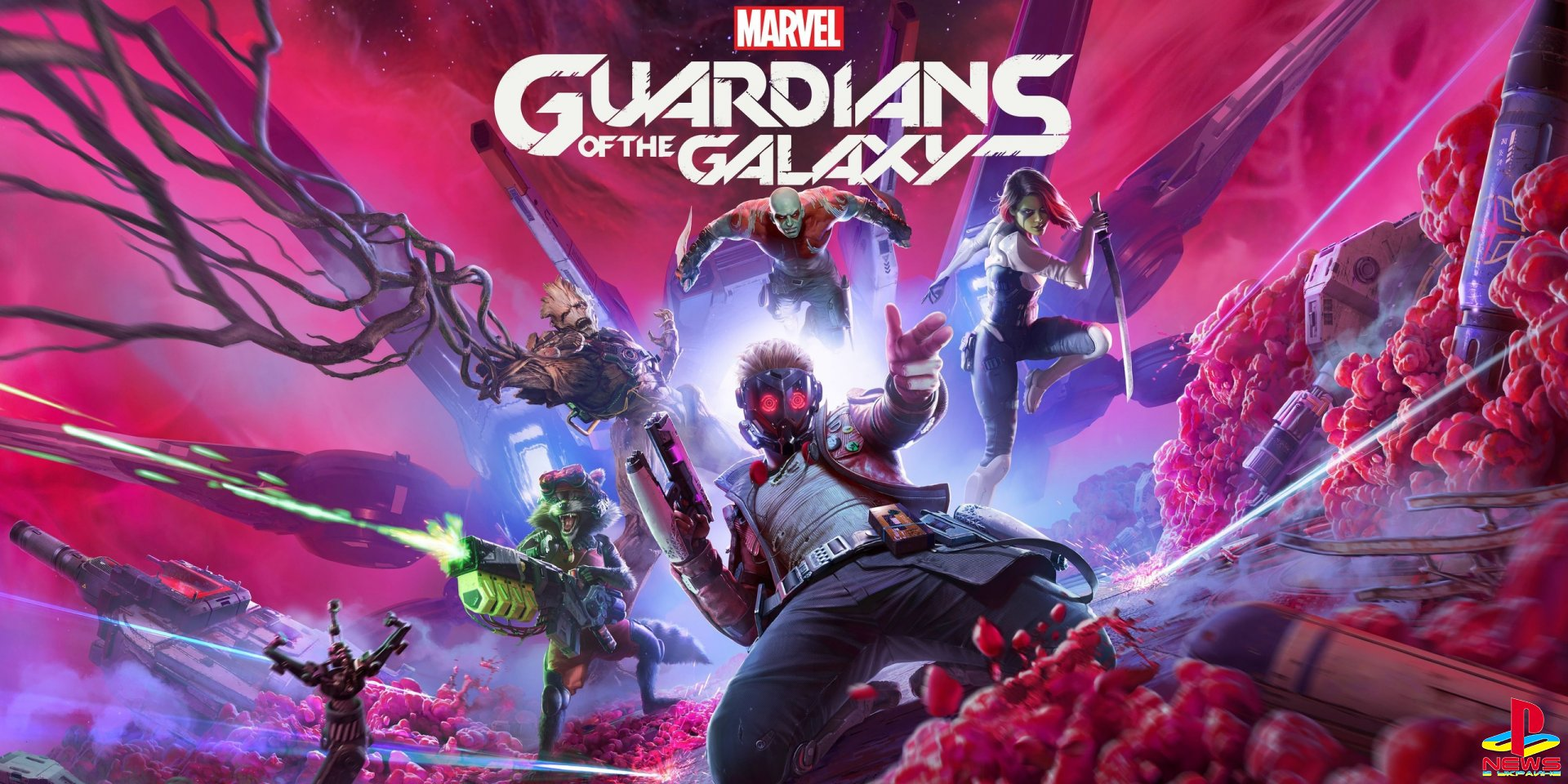 Геймдиректор Guardians of the Galaxy рассказал о грядущем экшене