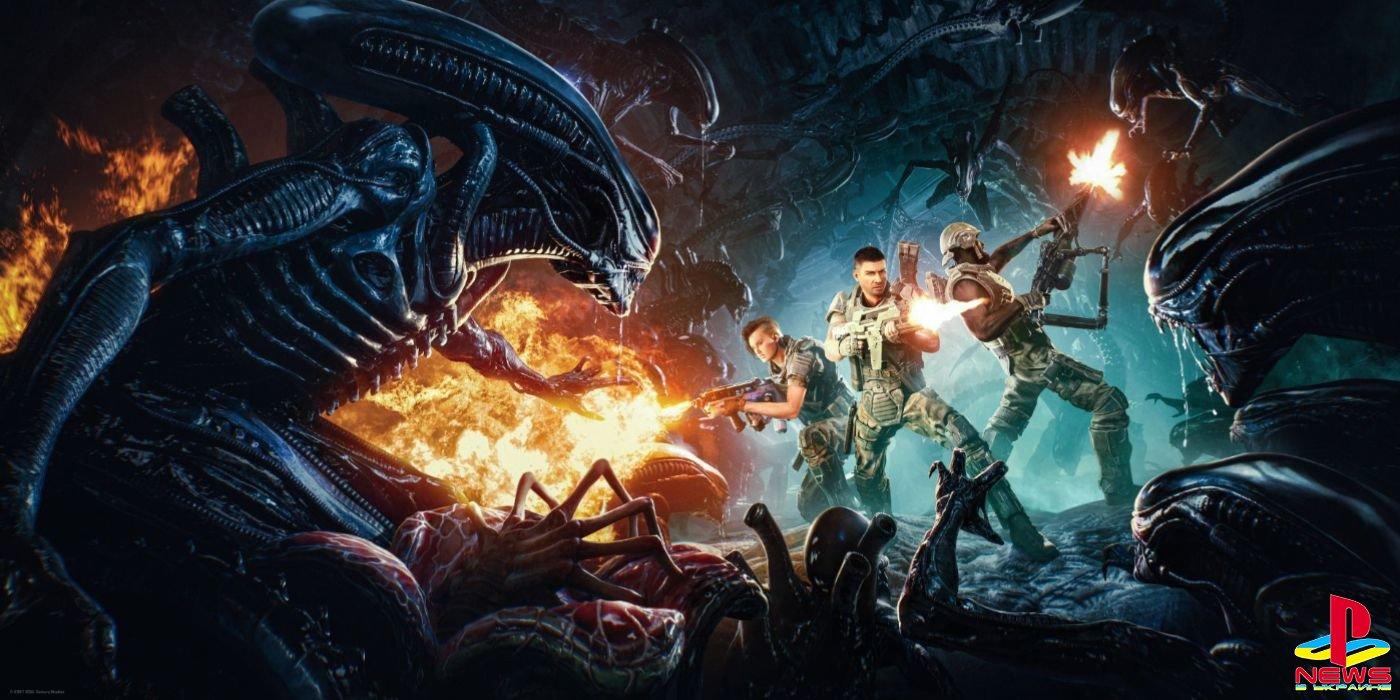 Aliens: Fireteam Elite стартовал на первой строчке в ТОП продаж за неделю в Великобритании