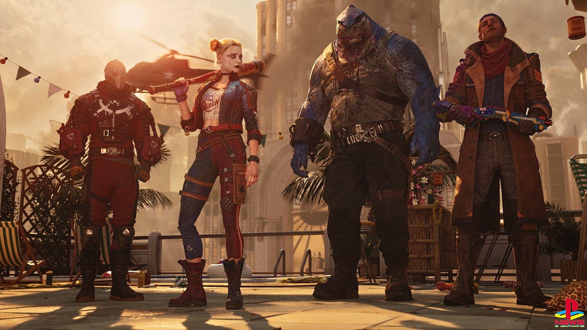 Suicide Squad и Gotham Knights покажут на DC FanDome