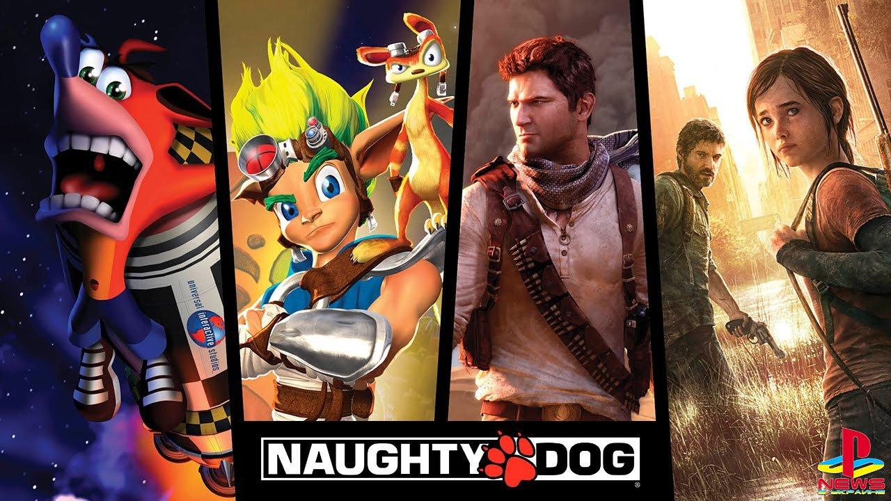Naughty Dog появится на PlayStation Showcase