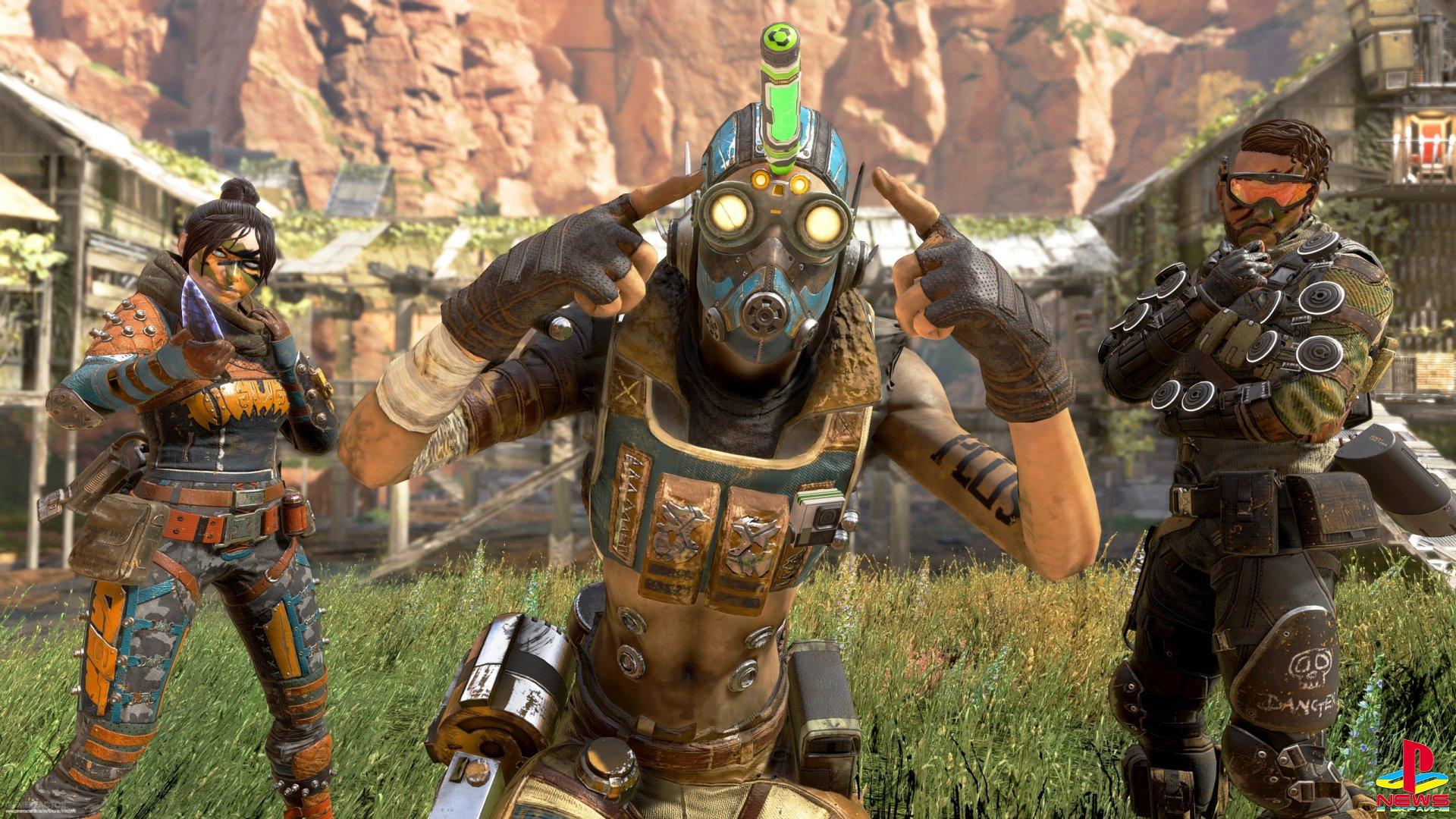 Разработчики Apex Legends сломали подключение к игре последним патчем