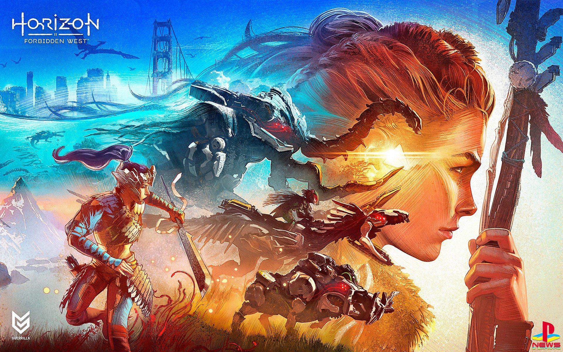 Разработчики Horizon Forbidden West пообещали, что игра ...