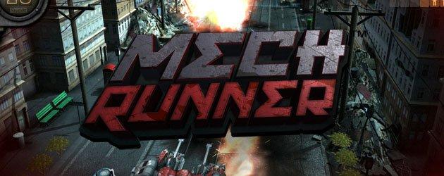 MechRunner для РС, PS4 и Vita этим летом