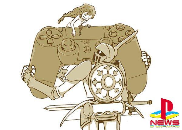 PS4-версия The Girl and the Robot подтверждена