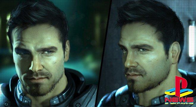 Четвертая часть Mass Effect готова наполовину