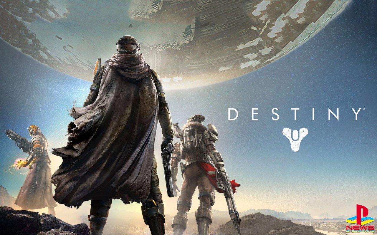 Мультиплеер в Destiny будет доступен не сразу