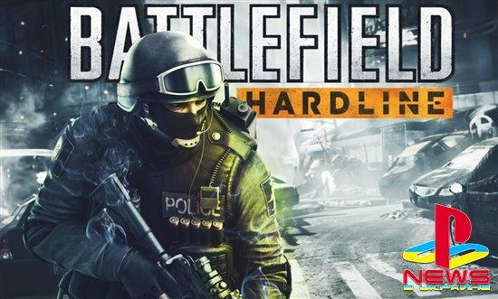 DICE помогает в разработке Battlefield Hardline