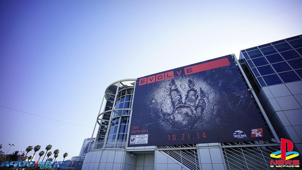 Первые фотографии LA Convention Center, где пройдет выставка E3.