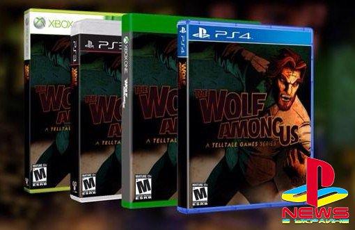 PlayStation 4 и Xbox One получат The Walking Dead и The Wolf Among Us до конца осени