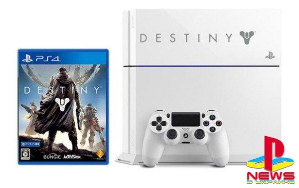 Destiny - самая быстро распродаваемая игра на PlayStation 4