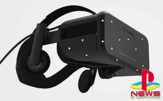 Crescent Bay - новая версия Oculus Rift