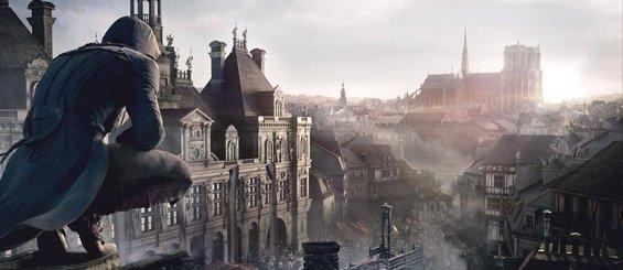 Assassin's Creed: Unity Season Pass включает загружаемую игру