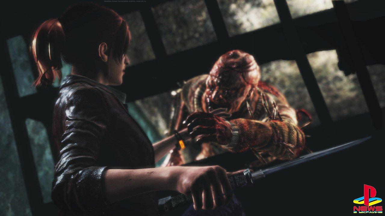 Новые подробности по Resident Evil: Revelations 2