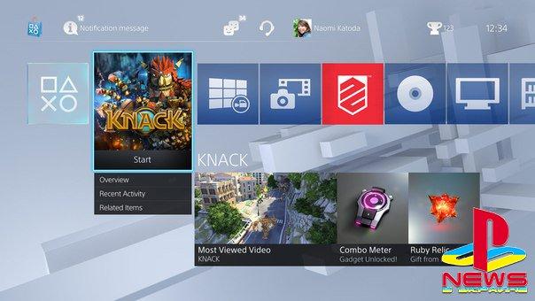 PS4 - Update 2.0, PS Vita/PS TV - Update 3.35, PS App - Update 2.0