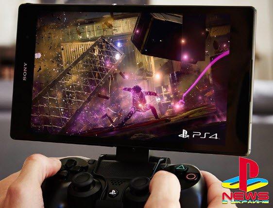Функция PS4 Remote Play теперь доступна пользователям Sony Xperia Z3