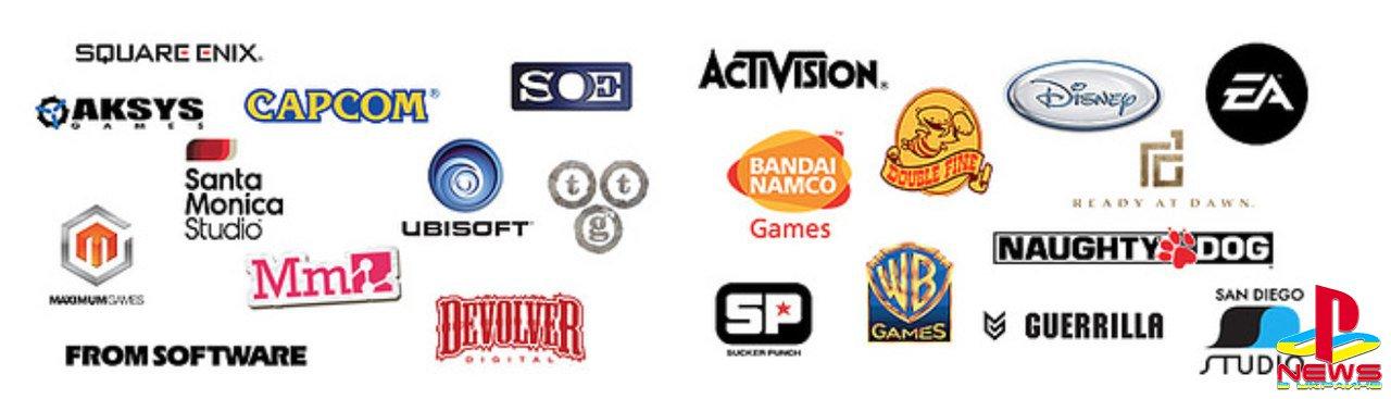 PlayStation Experience - список некоторых игр