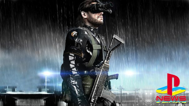 Обновленная локализация Metal Gear Solid V: Ground Zeroes