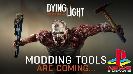 Techland выпустит редактор для Dying Light