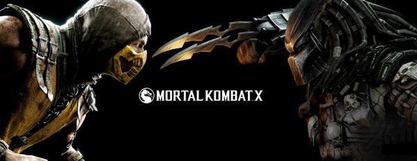 Хищник и полковник Диллон заглянут в Mortal Kombat X