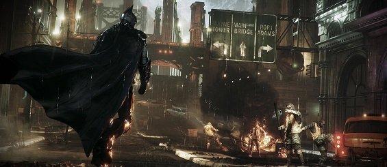Batman: Arkham Knight - разработчики отвечают на различные вопросы о игре