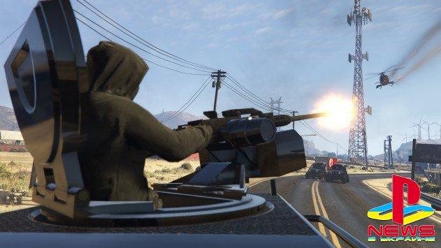 Подробности режима Heists в GTA Online