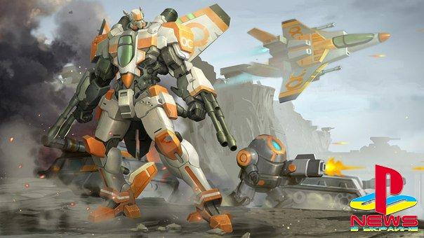 AirMech Arena выйдет на PS4 и Xbox One