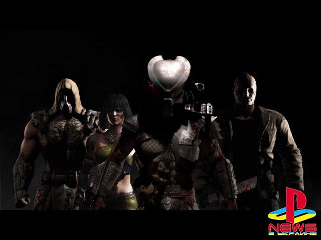 Персонажи Mortal Kombat X: Kombat Pack