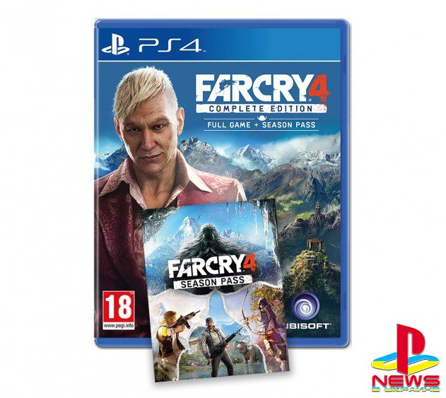 Far Cry 4: Complete Edition не выйдет на Xbox One