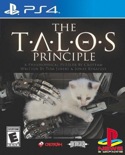 The Talos Principle выйдет на PS4 в августе