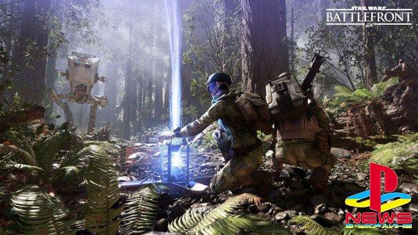 В Star Wars: Battlefront отказались от системы классов