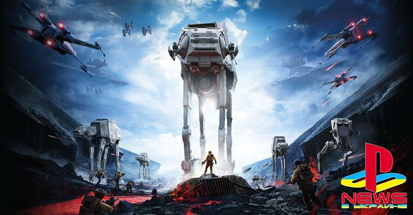 Star Wars: Battlefront назвали лучшей игрой Е3