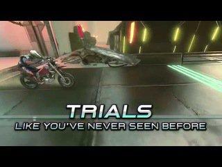 Ubisoft показала игровой процесс дополнения Awesome Level Max для Trials Fusion