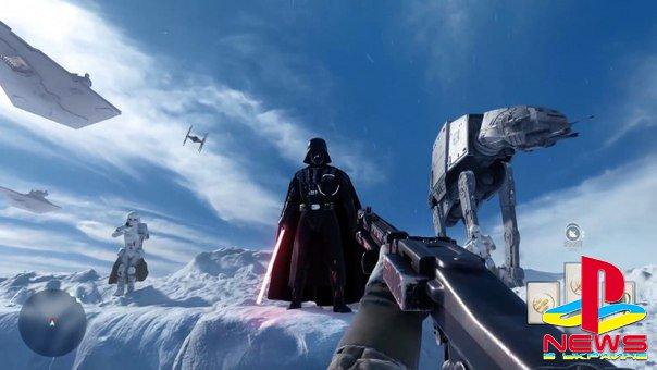 В EA отметили интерес игроков к Star Wars: Battlefront