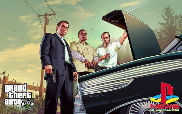 Тираж GTA 5 превысил 54 миллиона копий