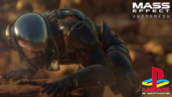 В Mass Effect: Andromeda не будет героев из оригинальной серии