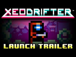 Xeodrifter выйдет на PS4 и PS Vita 1 сентября