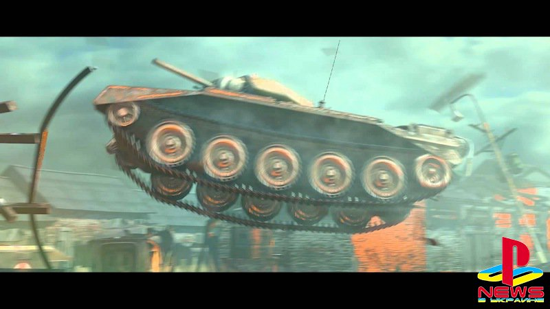 World of Tanks выйдет на PlayStation 4
