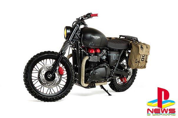 «СофтКлаб»: Купите Metal Gear Solid V и выиграйте мотоцикл!