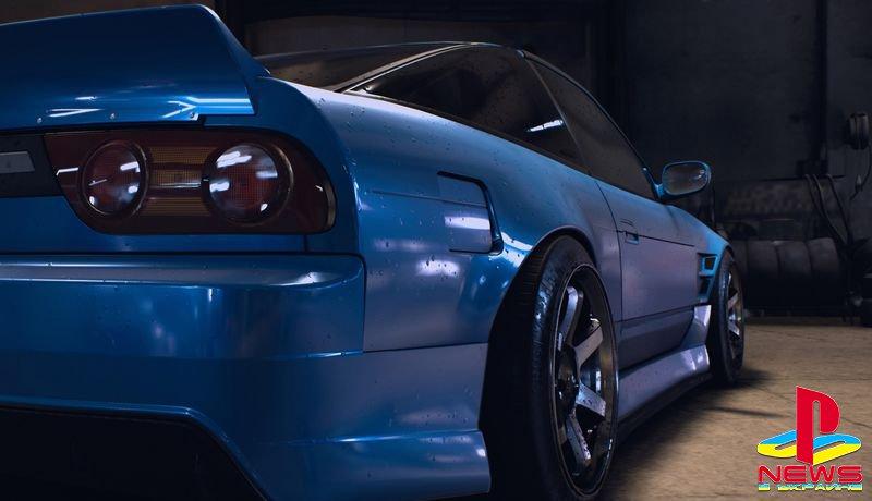 Впечатления от бета-тестирования Need for Speed и несколько деталей